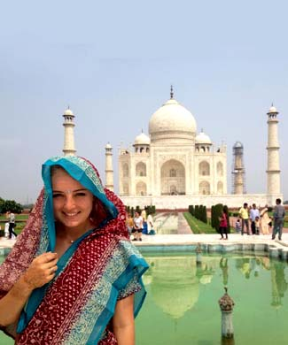 Book Taj Mahal Tour Guide