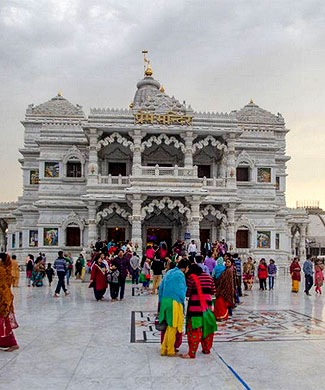 Book Mathura & Vrindavan Tour Guide