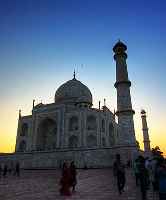 Book Taj Mahal Tour Packages